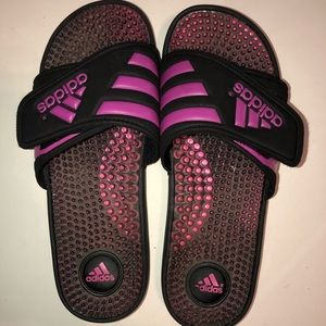 adidas Shoes - Adidas woman's slip on sandals
